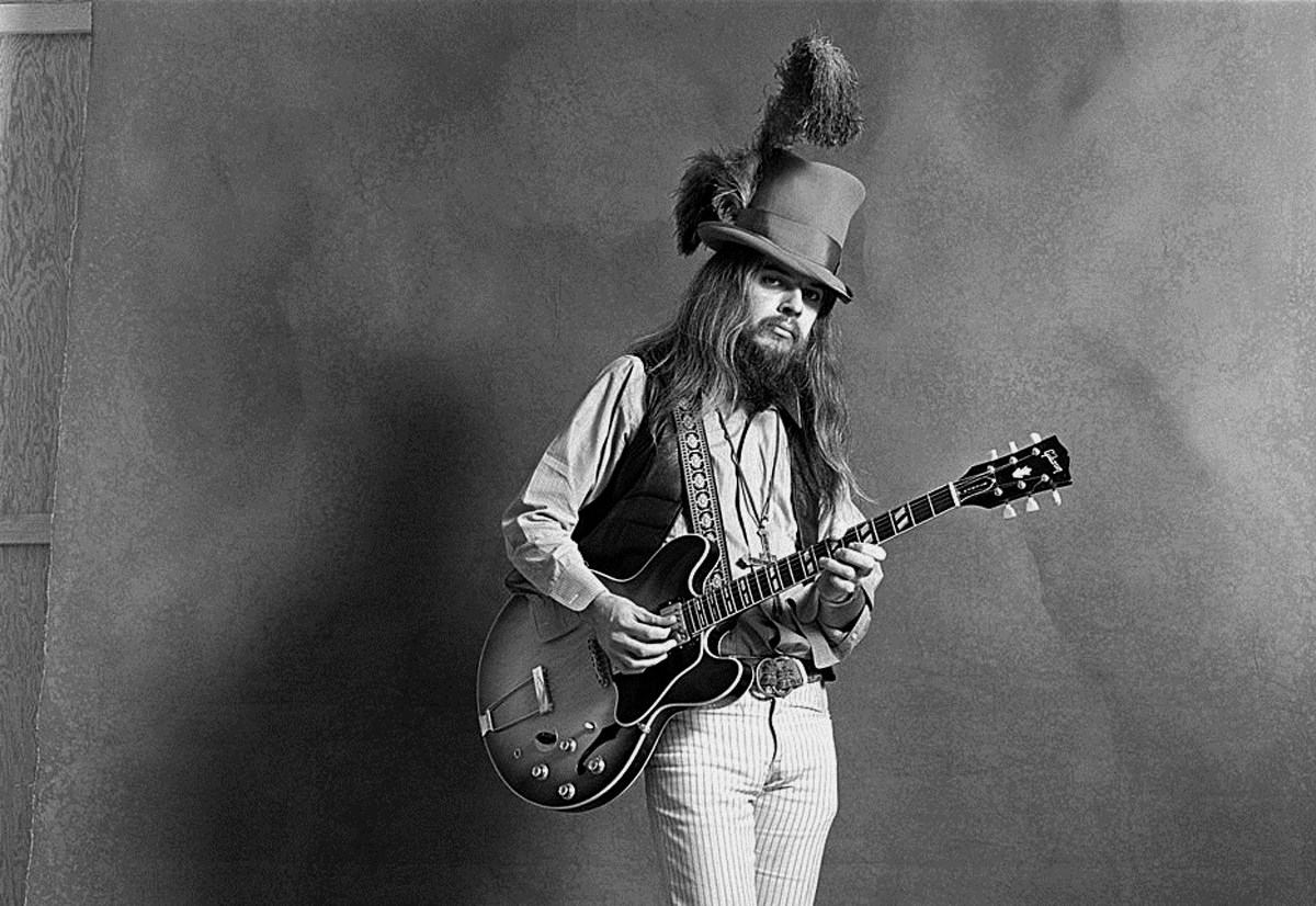 Leon Russell's career runs the musical gamut from Sinatra to the Stones, the Beach Boys and BB King. He's written some of the most-covered songs in the pop songbook, and three Stones and two Beatles performed on his debut solo record, yet he isn't a household name. (Getty Images)