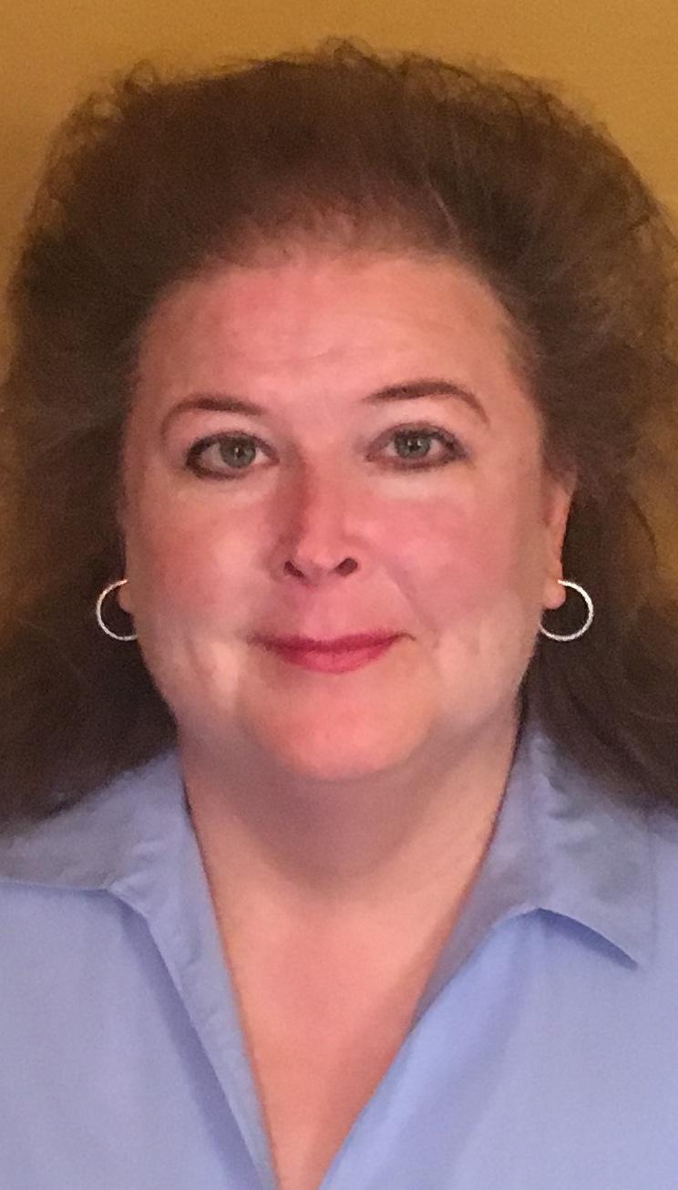 Melissa Foster, president of Kenmore Village Improvement Society