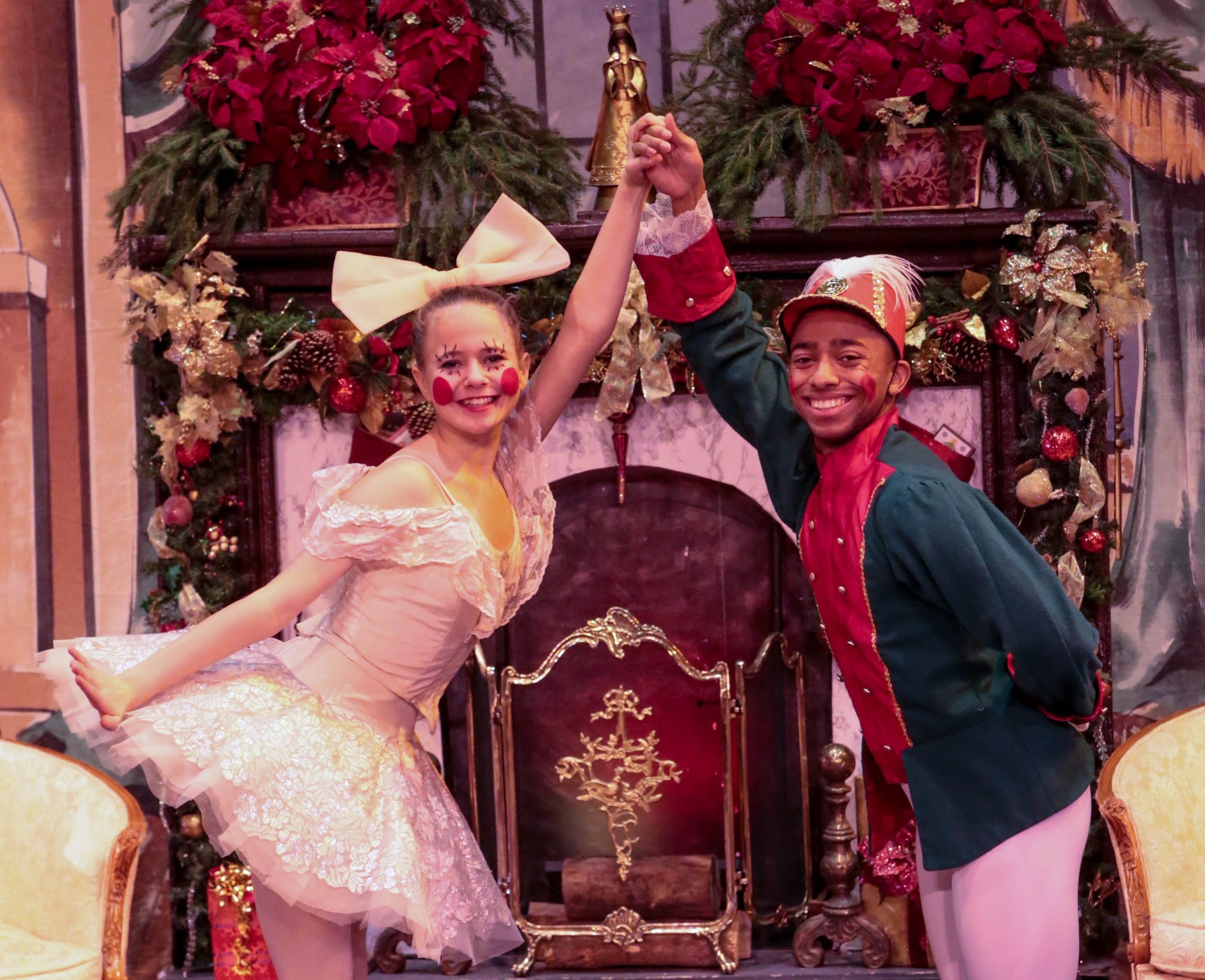 American Academy of Ballet presents three performances of 'The Nutcracker.'