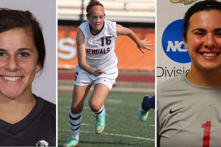 #PrepTalkAlumni in NCAA Division II and III women's soccer