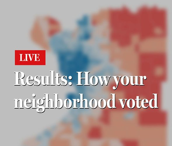 Coming Tuesday: District-by-district voting results