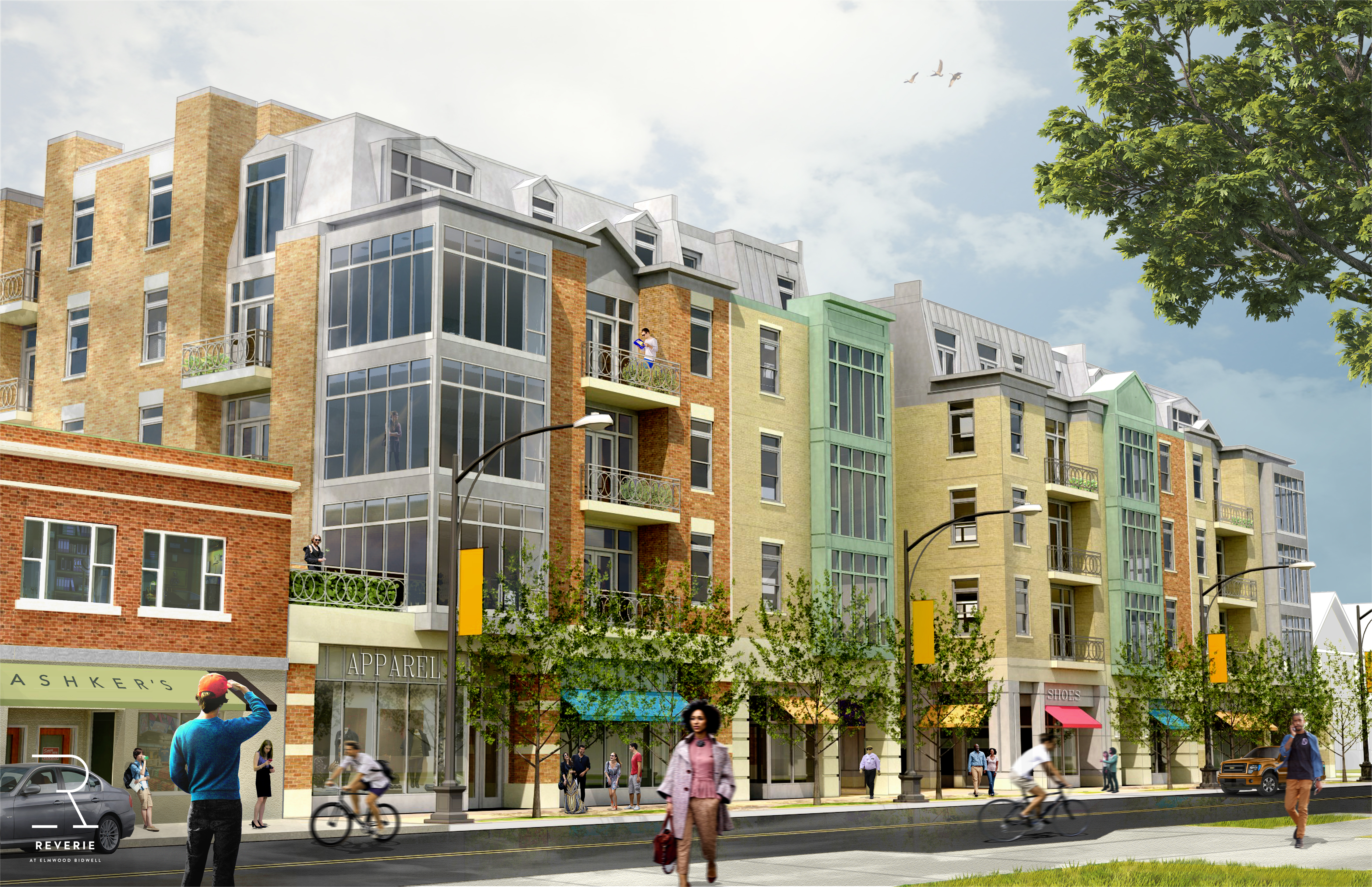 The Reverie project on Elmwood Avenue has undergone several revisions, but remains upopular with many who attend public meetings on it.