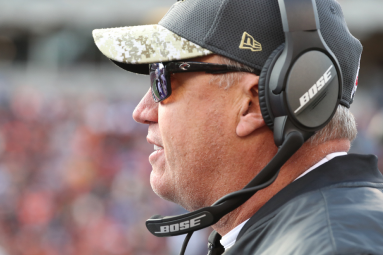 What They Said: Rex Ryan & Bills players Monday after they 'imploded' vs. Raiders