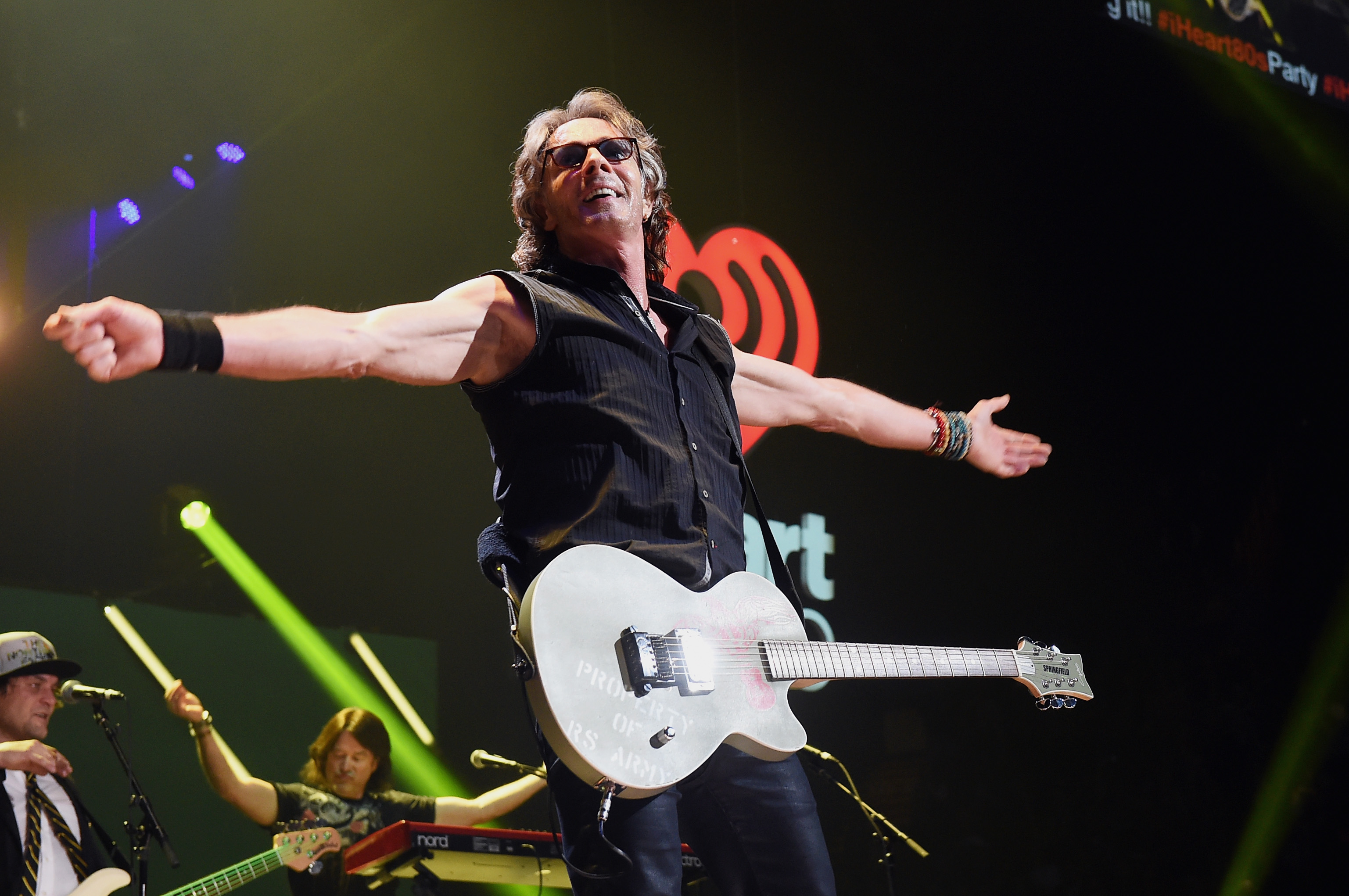 Rick Springfield will perform at the Riviera Theatre. (Getty Images)