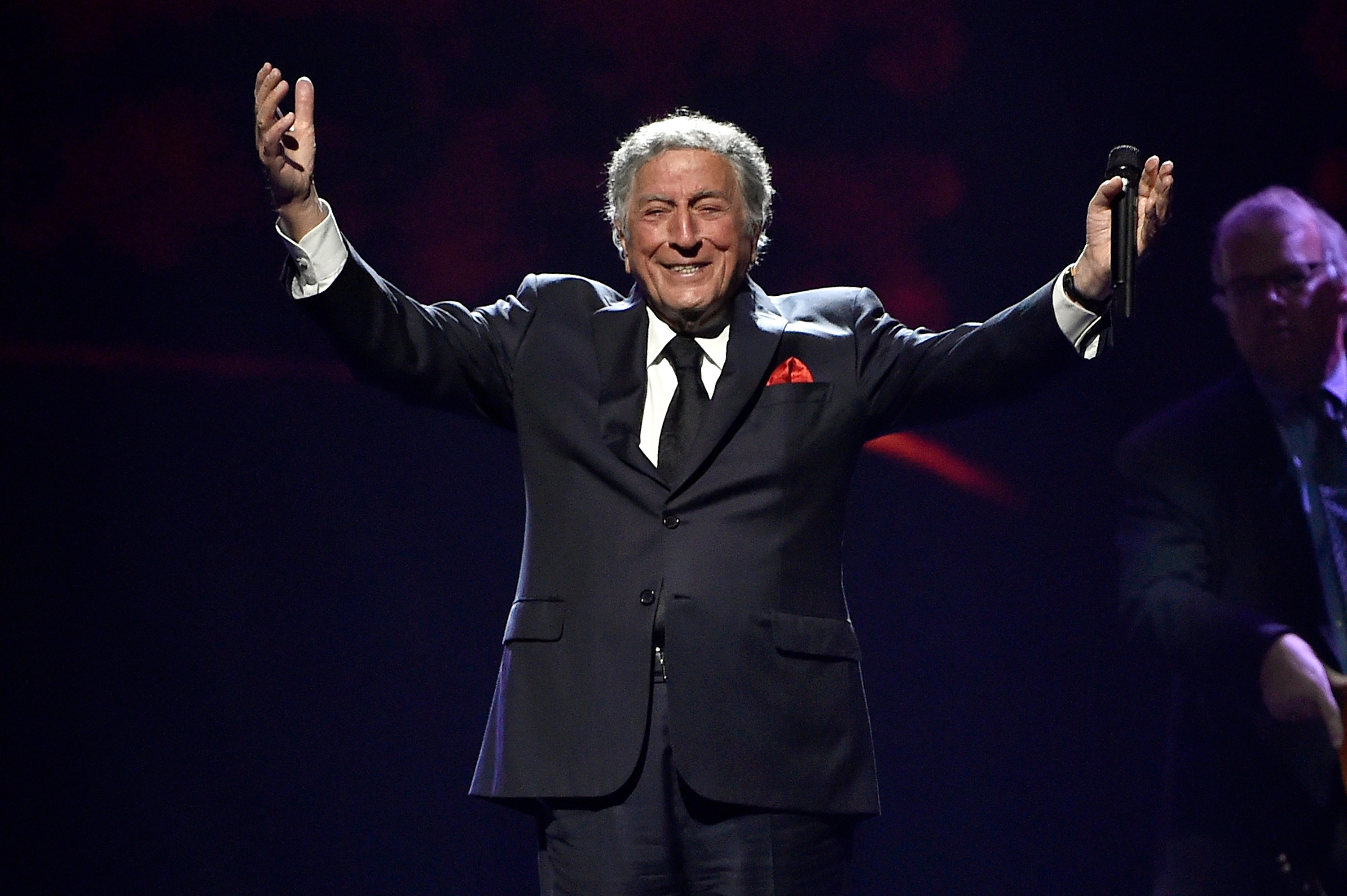 Tony Bennett will perform in the 10th annual Ronald McDonald House Charity Holiday Concert. (Getty Images)