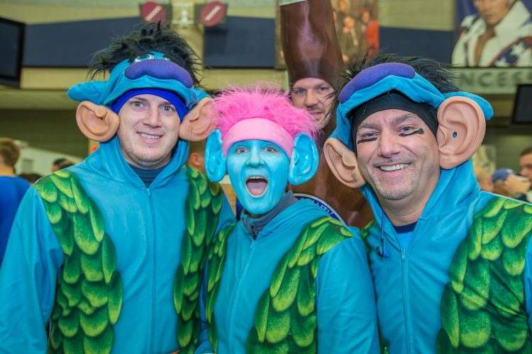 Smiles at the 121st Turkey Trot