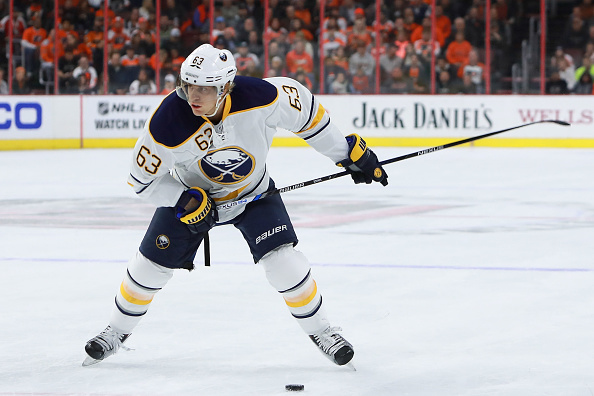 Tyler Ennis has 17 points in 17 games against Toronto. (Photo by Michael Reaves/Getty Images)