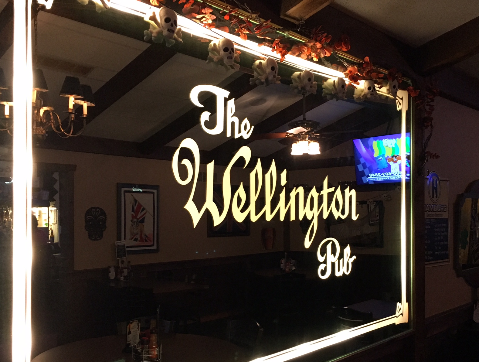 North Buffalo's Wellington Pub serves up dependable fare for sports fans touring the burgeoning Hertel District.