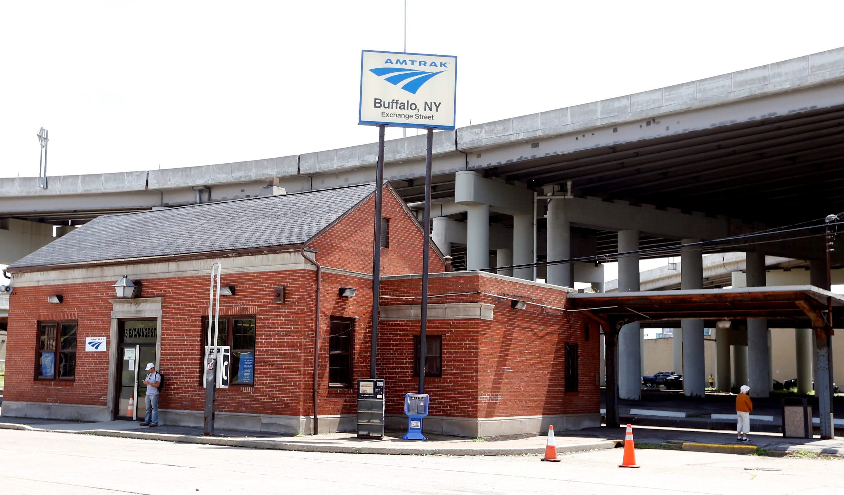 While Amtrak ridership statewide has been on a steady upswing for years, reaching 12.4 million passengers in 2016, the numbers at Buffalo's Exchange Street station went from 40,809 in 2014 to 41,216 in 2015 before dropping to 37,524 in 2016. (Robert Kirkham/News file photo)