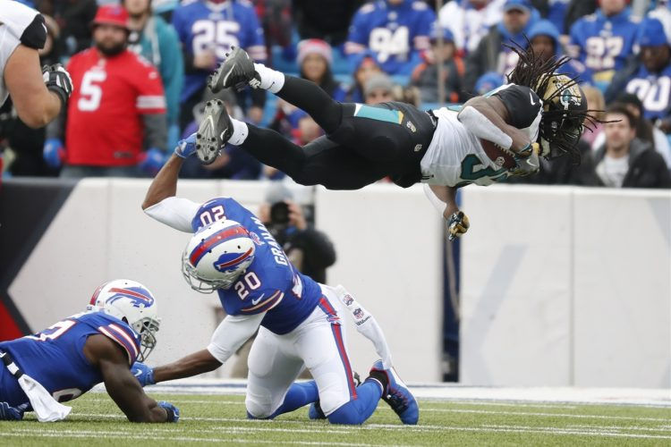 Jay Skurski's Report Card: Bills 28, Jaguars 21