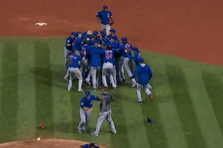 Video: Cubs win the World Series