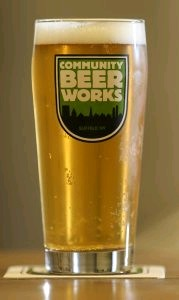 You can expect a Community Beer Works brew or two to be on tap during Beerology.