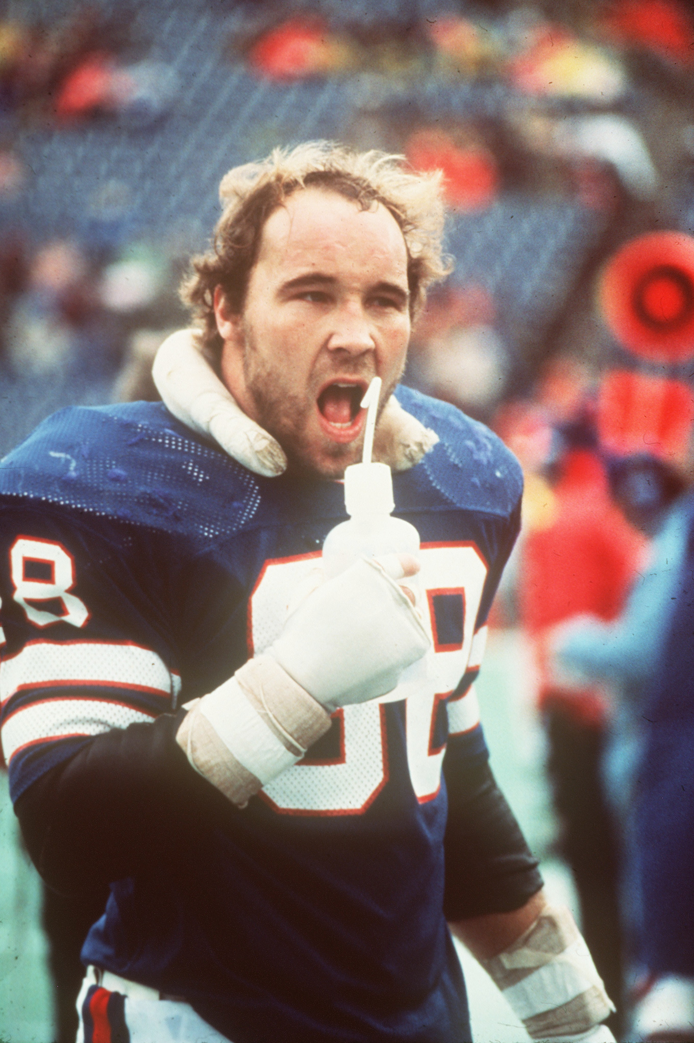 Bills guard Joe DeLamielleure, Patulski's former teammate,. (Buffalo News file photo)