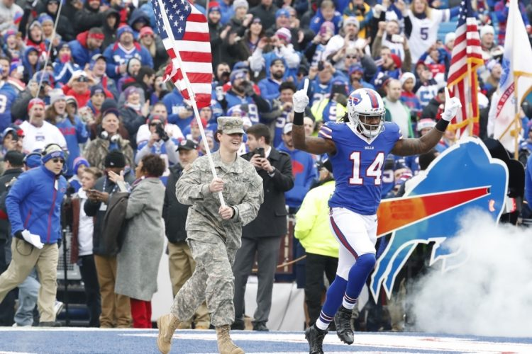 Bills 28, Jaguars 21: Our favorite photos