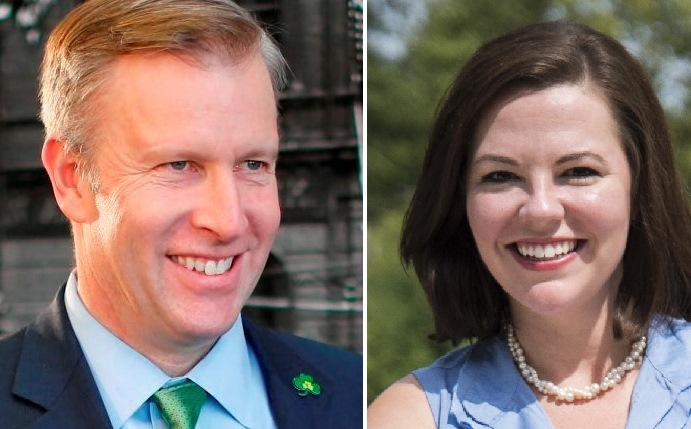 Outside money is flowing into the pivotal 60th State Senate District race between Republican Chris Jacobs and Democrat Amber Small.