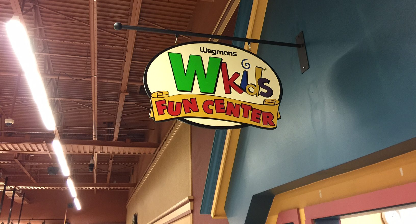 WKids is convenient for parents shopping at Wegmans. (Mary Friona-Celani/Special to The News)