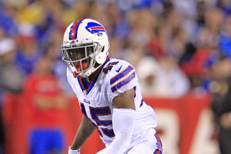 Bills cornerback Kevon Seymour winning over head coach with personality and play