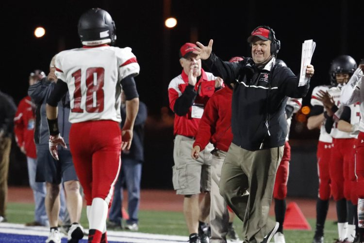 Maple Grove's Curt Fischer is The News' Football Coach of the Year