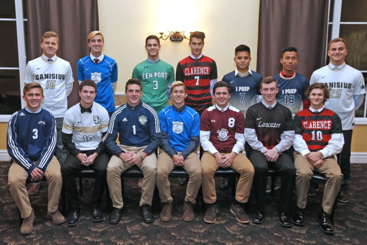 All-Western New York boys soccer: Grand Island has pair of area's best players