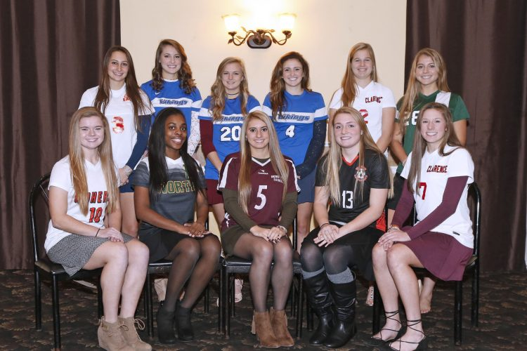 The 2016 All-Western New York girls soccer team