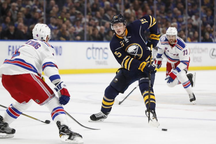 Eichel: 'These are the times where you need to rattle off a few wins in a row'