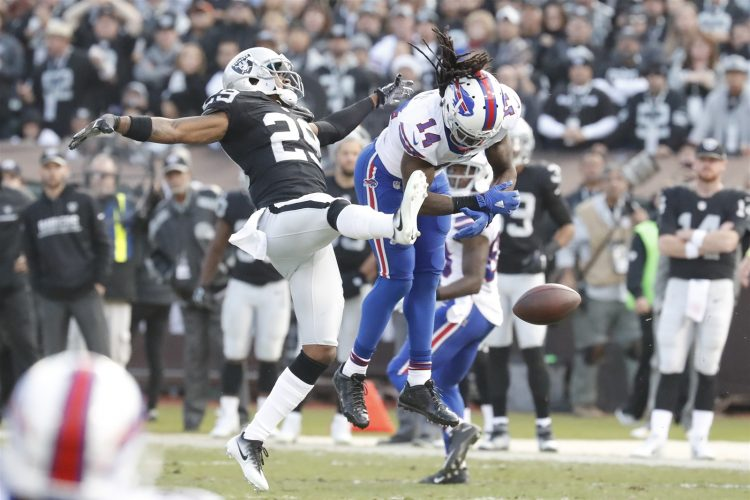 Jay Skurski's Report Card: Raiders 38, Bills 24