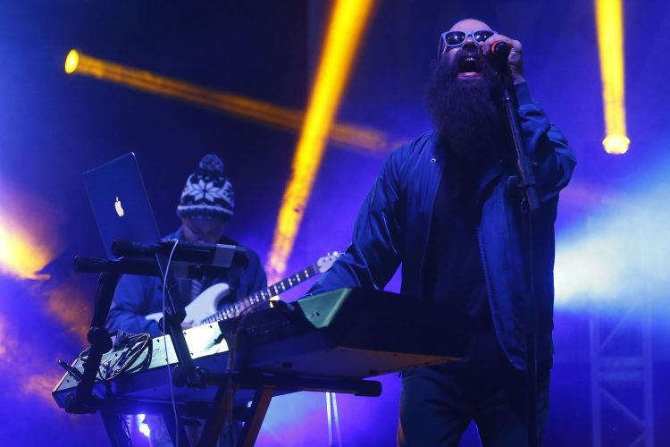 Capital Cities stands out among deep Kerfuffle lineup