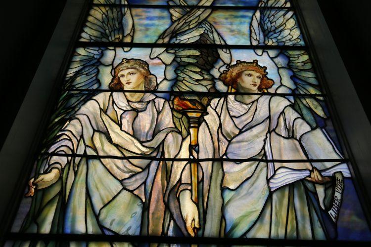 A Closer Look: Lockport's First Presbyterian Church and its Tiffany windows