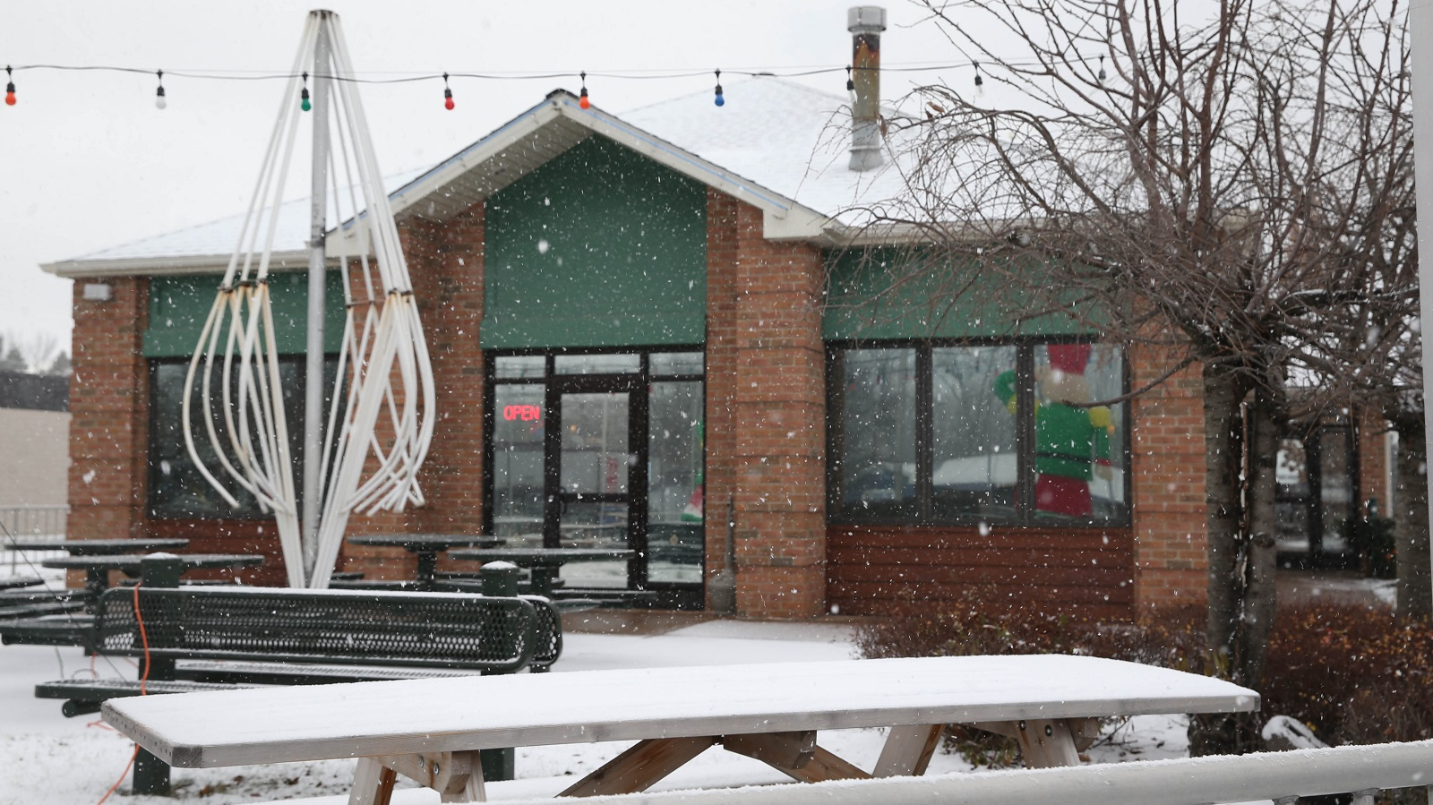Brunner's Eatery is at 7171 Boston State Road in Hamburg. (Sharon Cantillon/Buffalo News)