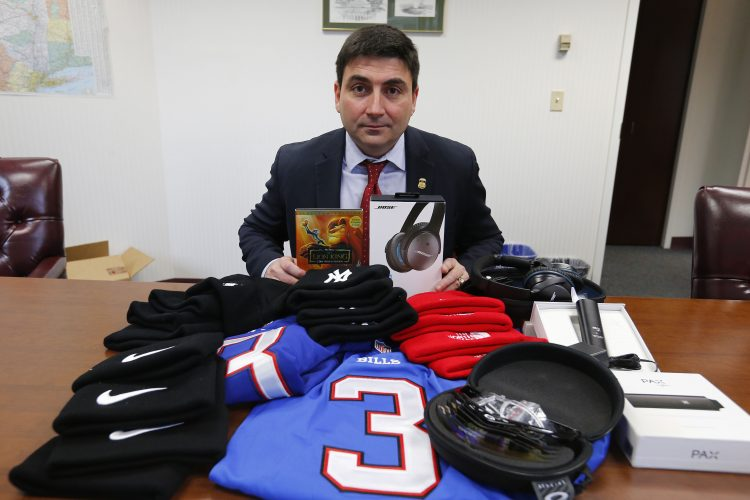 Looking for holiday bargains? Beware of counterfeit goods