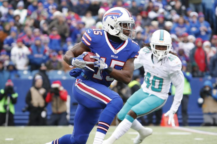 Buffalo Bills 90-man depth chart heading into spring practices