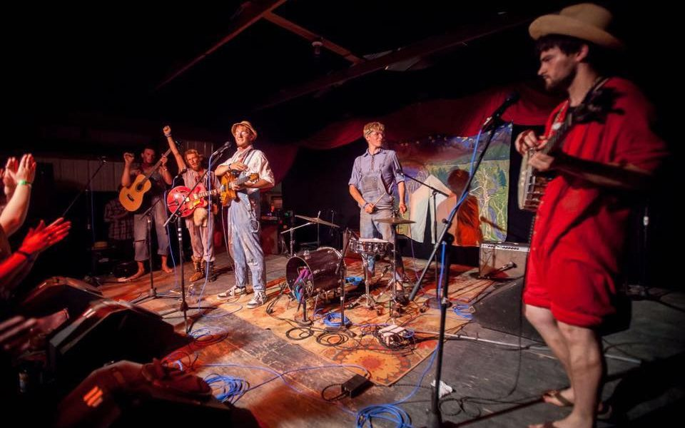Ithaca Americana act the Ithaca Bottom Boys will perform at Nietzsche's on Dec. 8.