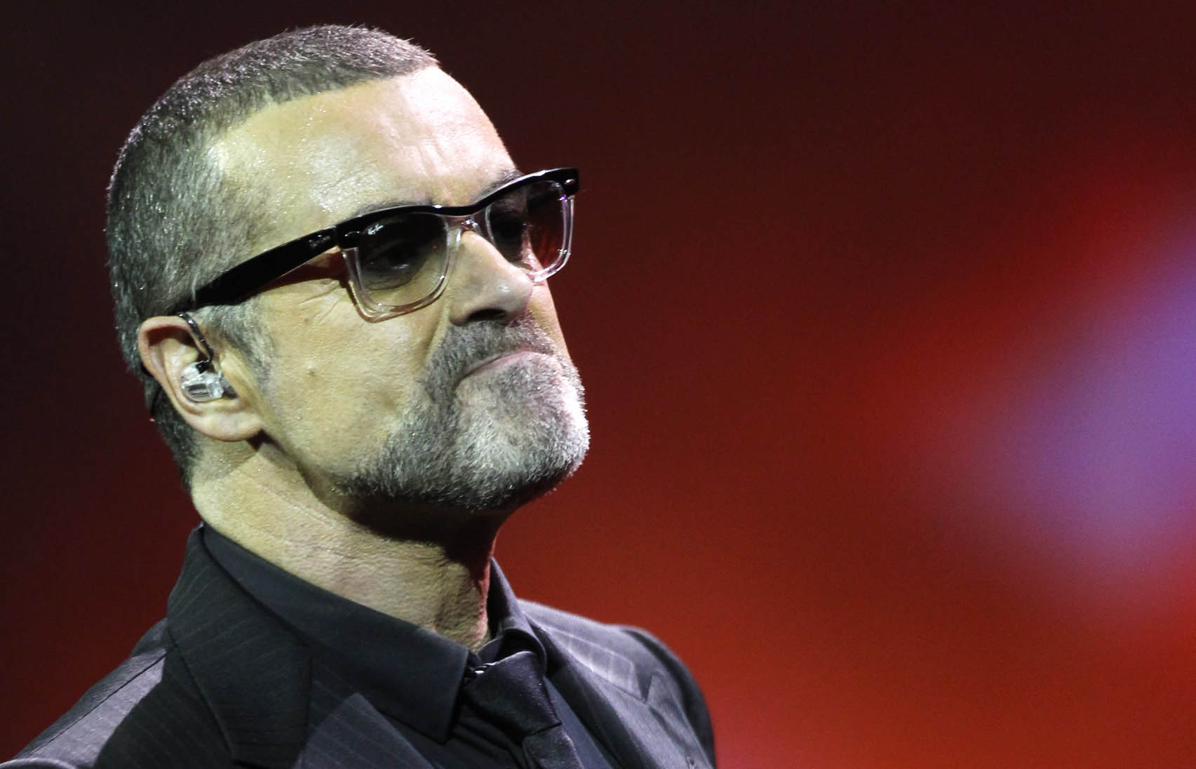 George Michael performs onstage in London for his 'Symphonica: The Orchestral Tour' in 2011.  Michael has died, the BBC reported Sunday evening. (Dave Hogan/Getty Images file photo)