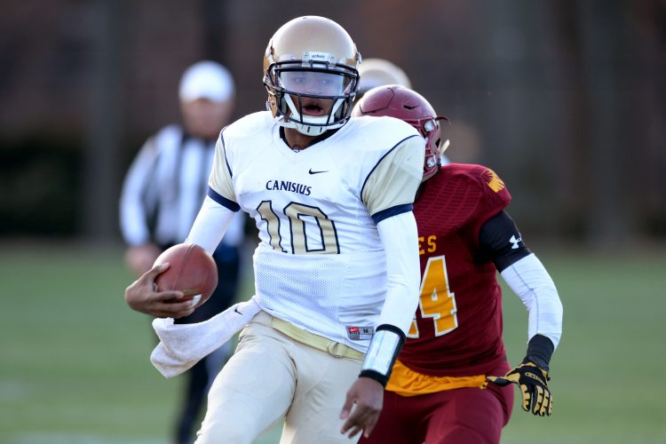 Margaritis' last-second catch delivers Canisius to state title