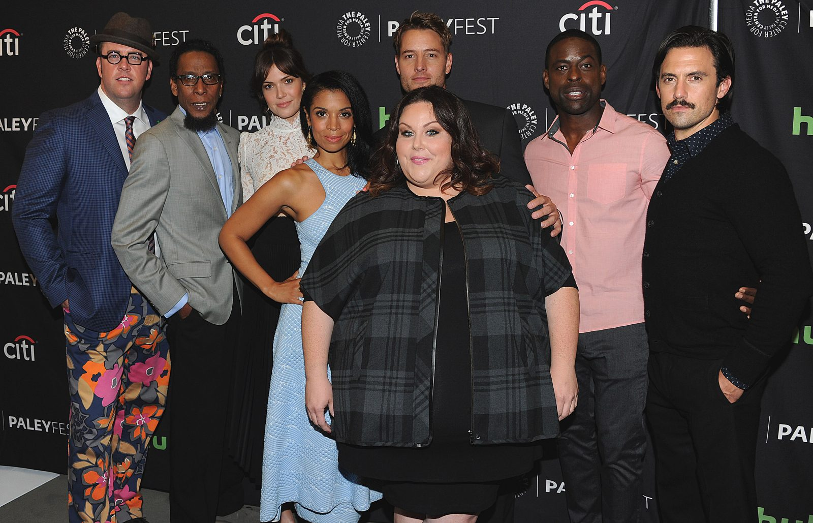 The cast of 'This is Us' appeared at 2016 PaleyFest Fall TV Previews in September. The show has been a ratings hit in WNY.  (Scott Kirkland/PictureGroup/Sipa USA/TNS)