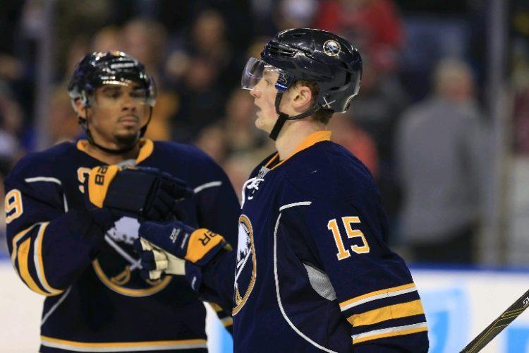 Eichel's next task: Extend Sabres' winning streak