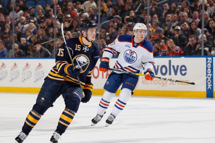Sabres' Eichel will play Tuesday: 'I'm fine'