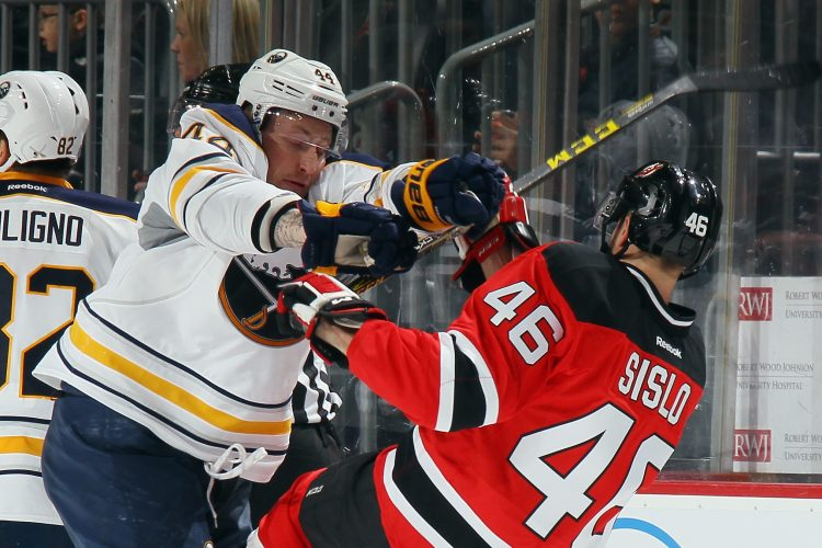 Sabres Notebook: Kulikov, Gorges may return; Deslauriers practices