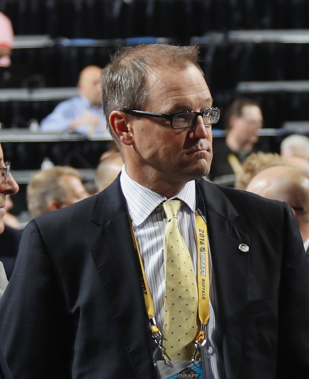 Dan Bylsma was looking to hit a milestone Saturday night. (Getty Images)
