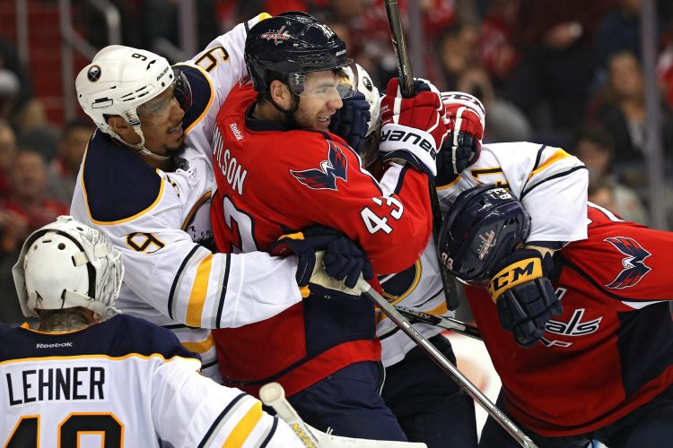 Sabres' Kane is scoring, but 'rotten' penalties have to go