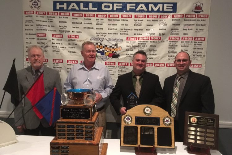 WNY Auto Racing: FOAR Score adds four drivers to Hall of Fame