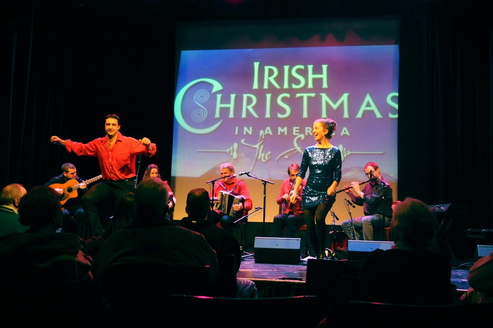 Irish Christmas in America comes to the Buffalo Irish Center.