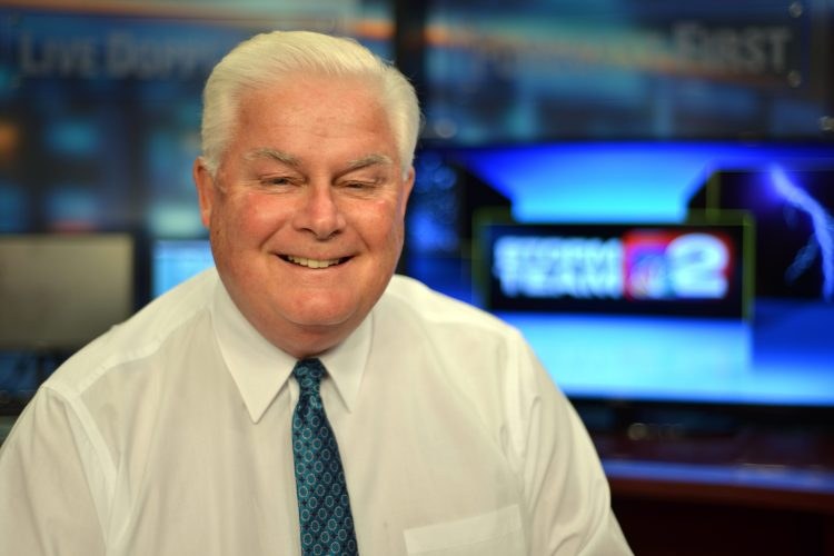 Kevin O'Connell honored for decades of media service