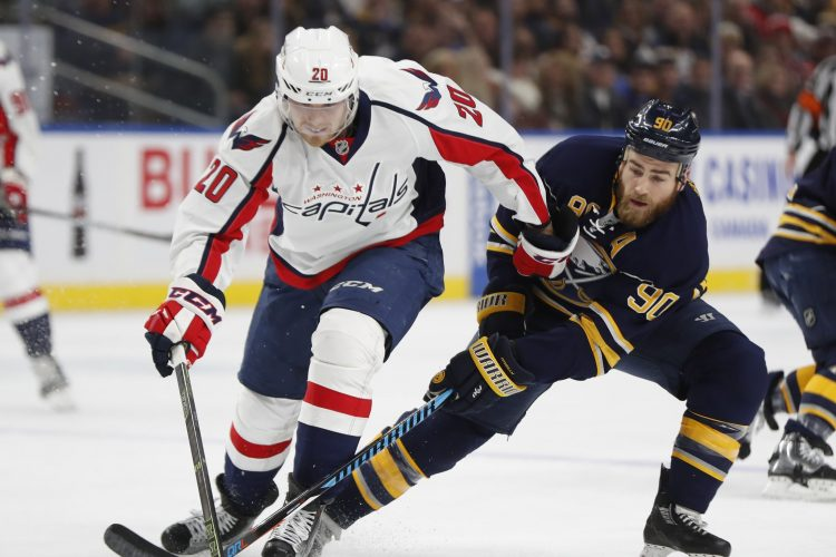 Quick hits: Capitals 4, Sabres 1