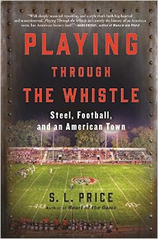 This book on a Pennsylvania town and its football tradition ranks as one of the top sports books of the season.