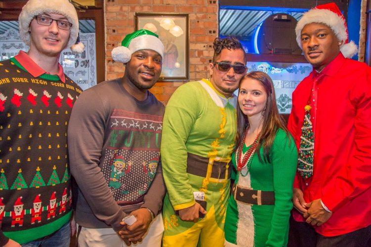 The 10: SantaCon, Amplify 2.0, Christmas at the Knox