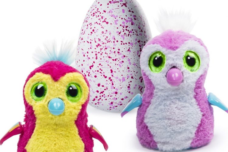 If Hatchimals had you confused, try 'unboxing'
