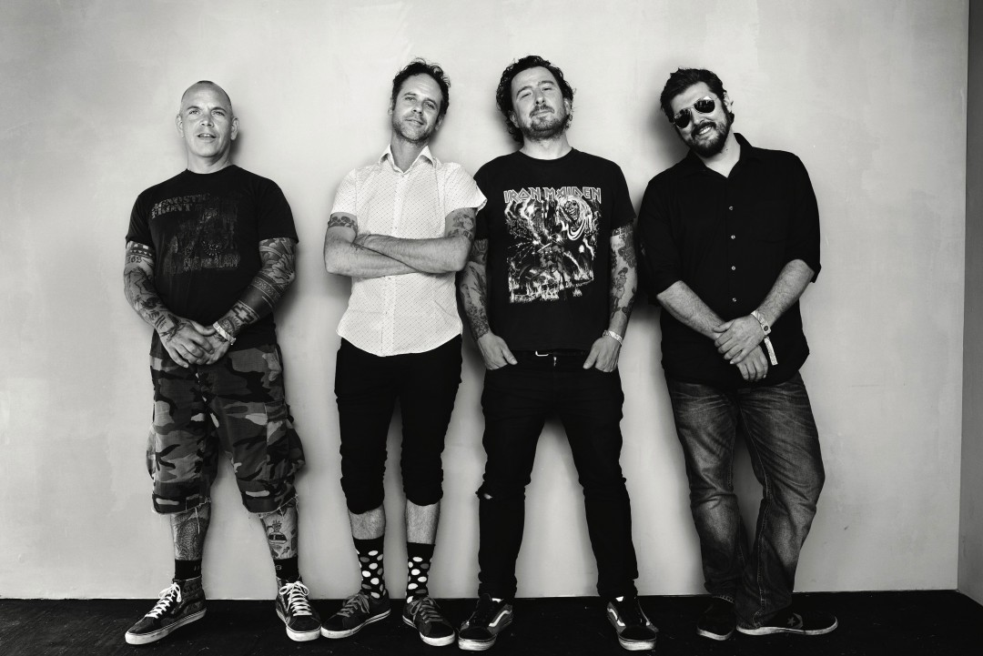 The Bouncing Souls will play Buffalo's Waiting Room on Dec. 12.