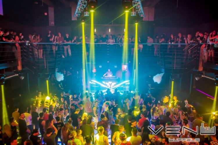 A new venue for music events at Venu on Chippewa