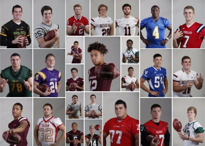 The 2016 All-Western New York football team
